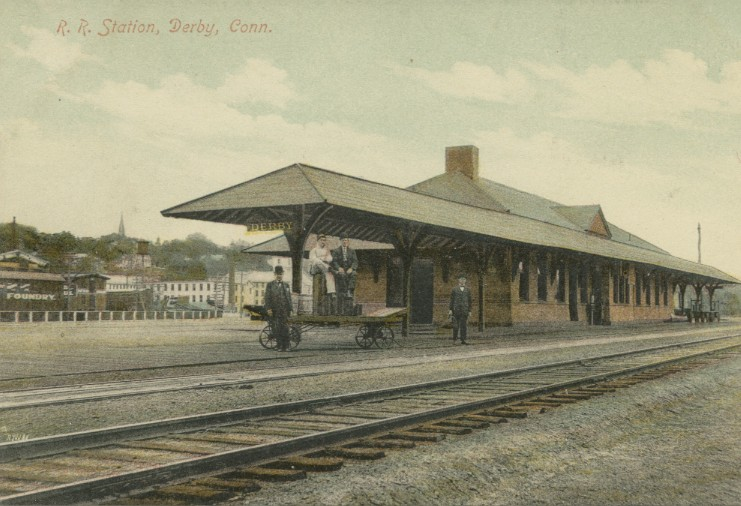 DerbyRRStation